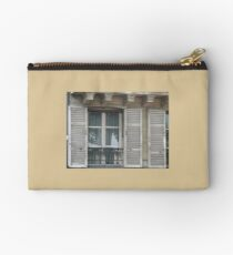 OLD WOODEN SHUTTERS Studio Pouch