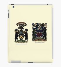 A Complete Guide to Heraldry - Plate IV - Arms of Swinton of That Ilk - Arms of Speke of Jordans iPad Case/Skin