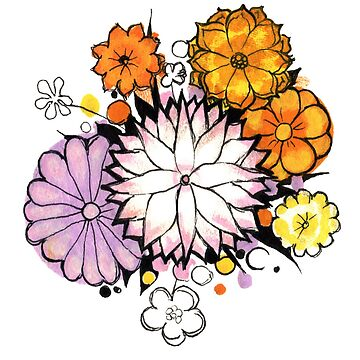 Spring flowers by ptitsa-tsatsa