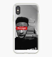 21 Savage Money iPhone Case