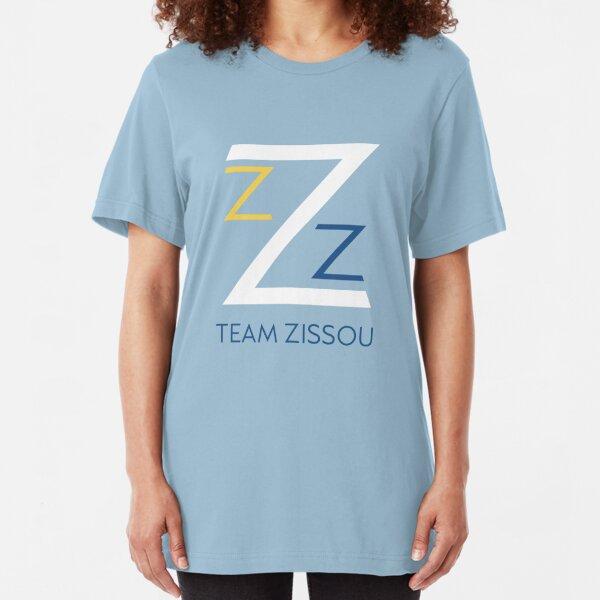 Team Zissou Slim Fit T-Shirt