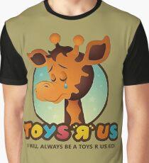 Toys R Us kids - RIP Graphic T-Shirt