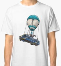 Fortnite Bus Drawing, Colored version Classic T-Shirt