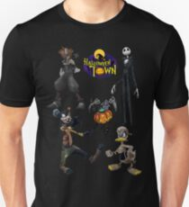 Kingdom Hearts Halloween Town Gifts Merchandise Redbubble
