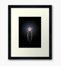 13 - Out of Darkness Framed Print