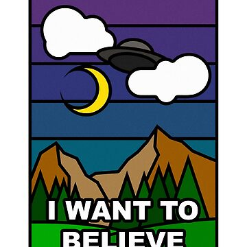 I Want to believe 2 by ogrubxn