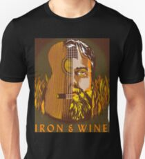 wine and the iron Unisex T-Shirt