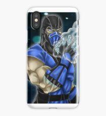 Sub-Zero iPhone Case/Skin