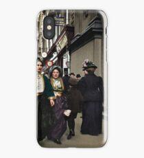 Vienna Stephansplatz 1910 iPhone Case