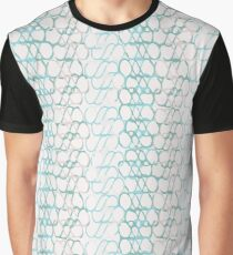 Loopy Pastels Graphic T-Shirt