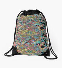 Eye OF Color Drawstring Bag