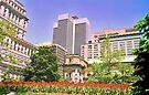 Centre City Montreal by John Schneider