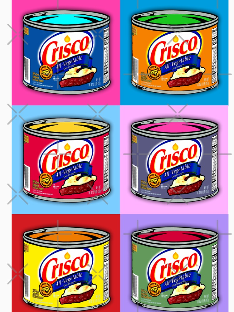Crisco POP! by mikesbliss