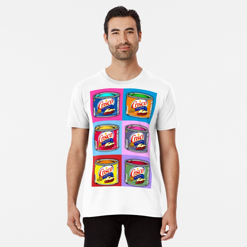 Crisco POP! Men's Premium T-Shirt Front