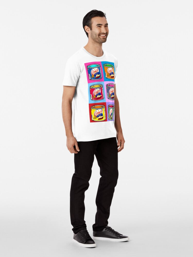 Alternate view of Crisco POP! Premium T-Shirt