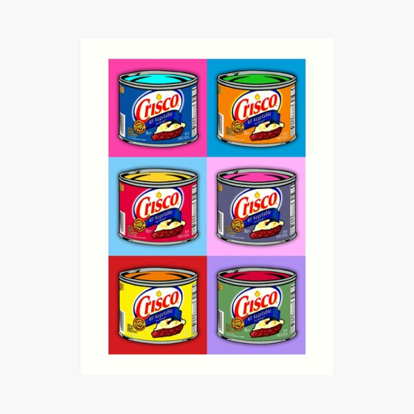 Crisco POP! Art Print