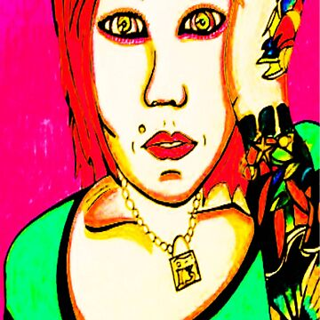 Cindy Frey 2 by EstrellaDesigns