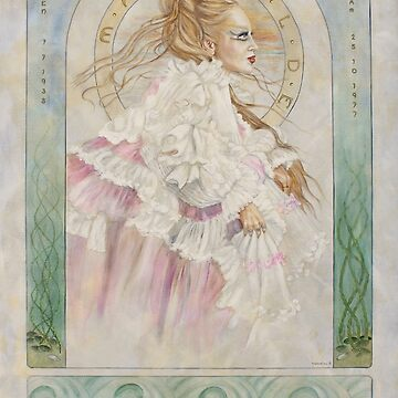 Mathilde Memoriam by rinekedejong