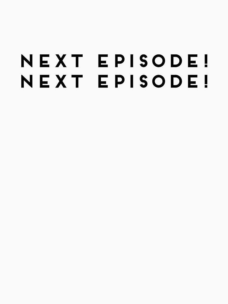 «Next Episode! For the TV lovers» par Critictoo