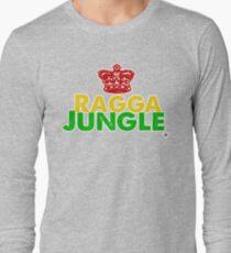 Ragga-Dschungel Ting Langarmshirt