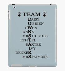 Team Downstairs (Girls) iPad Case/Skin