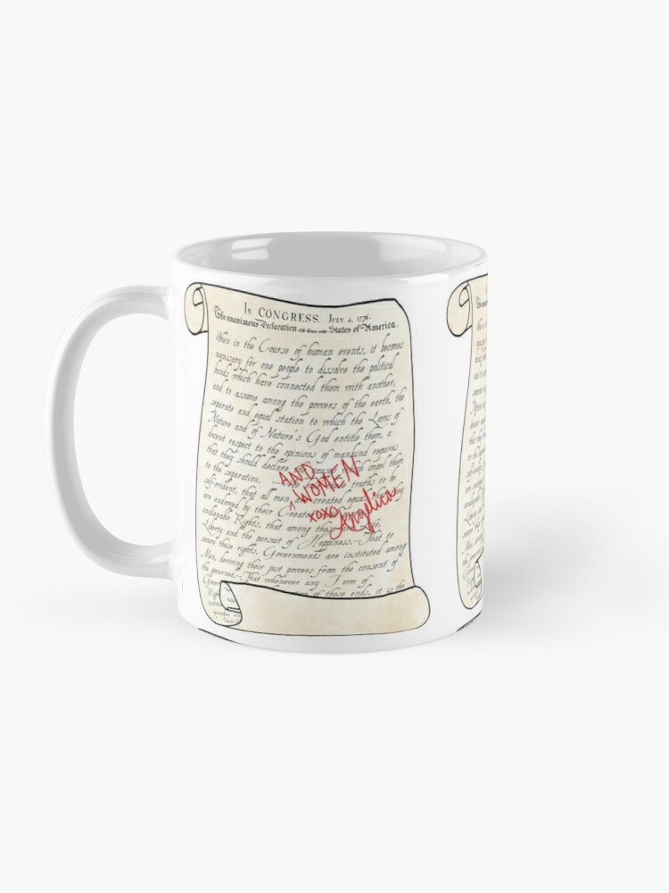 Alternate view of Include Women in the Sequel Mug