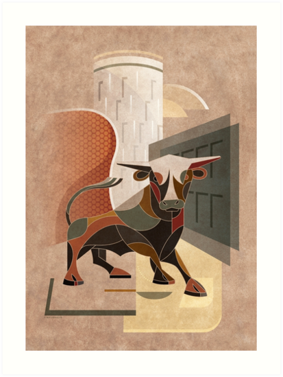 The Bull by Brumhaus