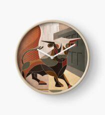 The Bull Clock