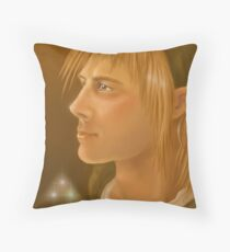 Link Legend of Zelda Throw Pillow