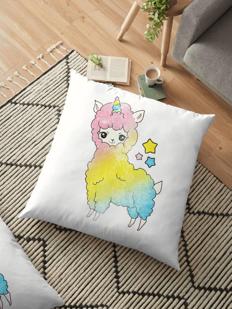 Quot Unicorn Llama Shirt Womens Tshirt Unicorn Llama Pastel