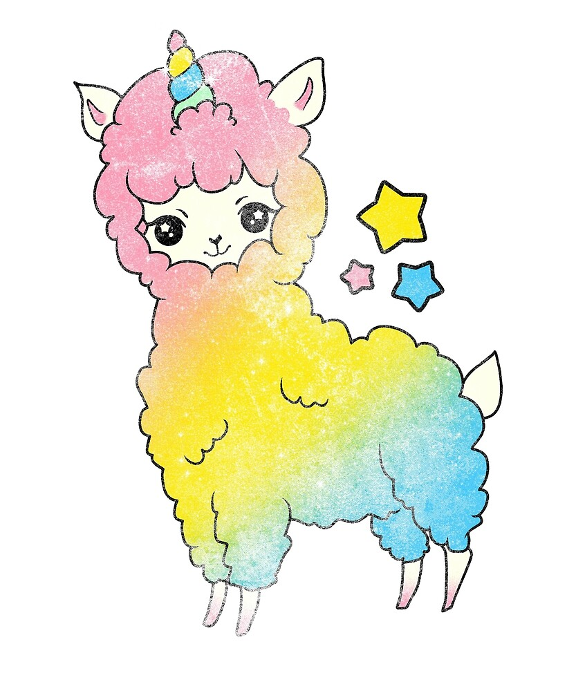 unicorn llama shirt, womens tshirt,unicorn,llama,pastel unicorn ...