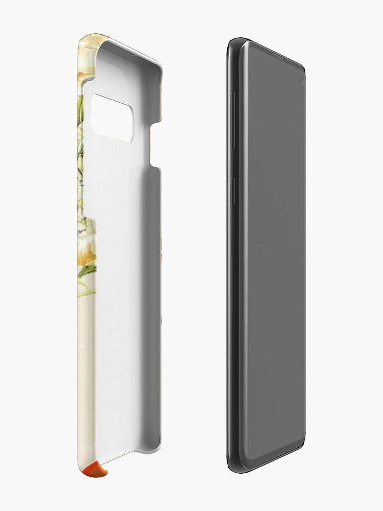 Alternate view of SuperFlowerHead Case & Skin for Samsung Galaxy
