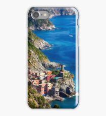 Vernazza of Cinque Terre iPhone Case/Skin