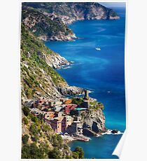 Vernazza of Cinque Terre Poster