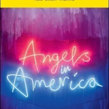 angels in america playbill by sburns35