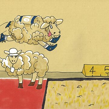 Saute-mouton in length by E-Maniak