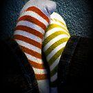 Socks by Abigail Hiebert