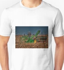 JD Corn Picker Unisex T-Shirt