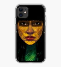 ornate woman iPhone-Hülle & Cover