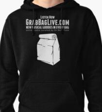 Grab Bag Live Radio Station  Pullover Hoodie