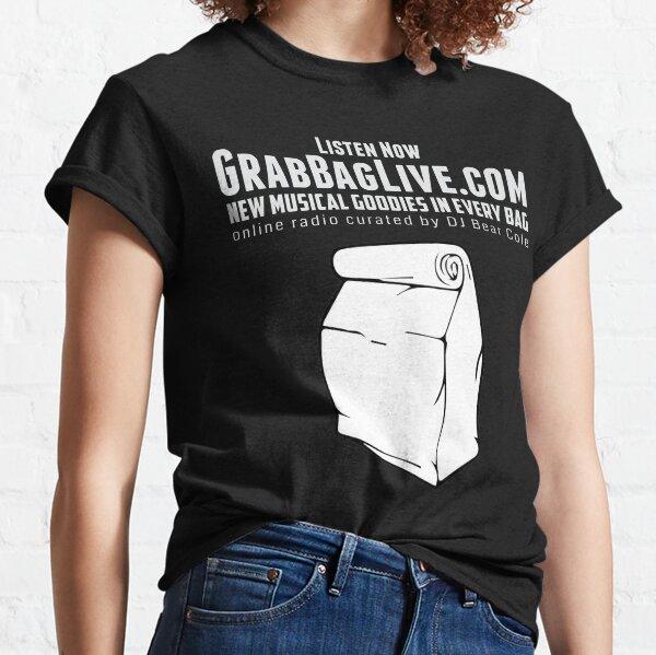 Grab Bag Live Radio Station  Classic T-Shirt