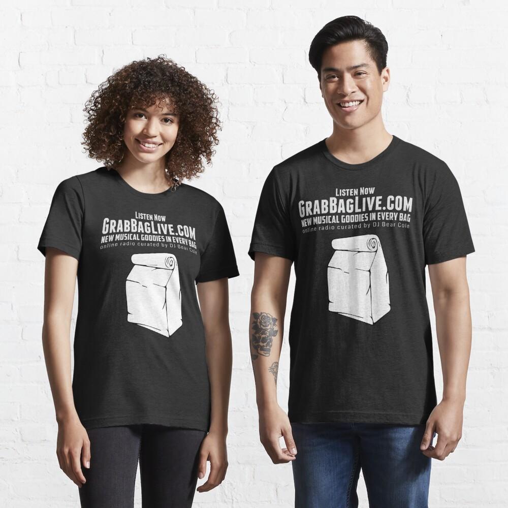 Grab Bag Live Radio Station  Essential T-Shirt