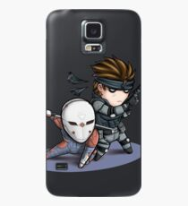 MGS1: Fox and Snake Case/Skin for Samsung Galaxy