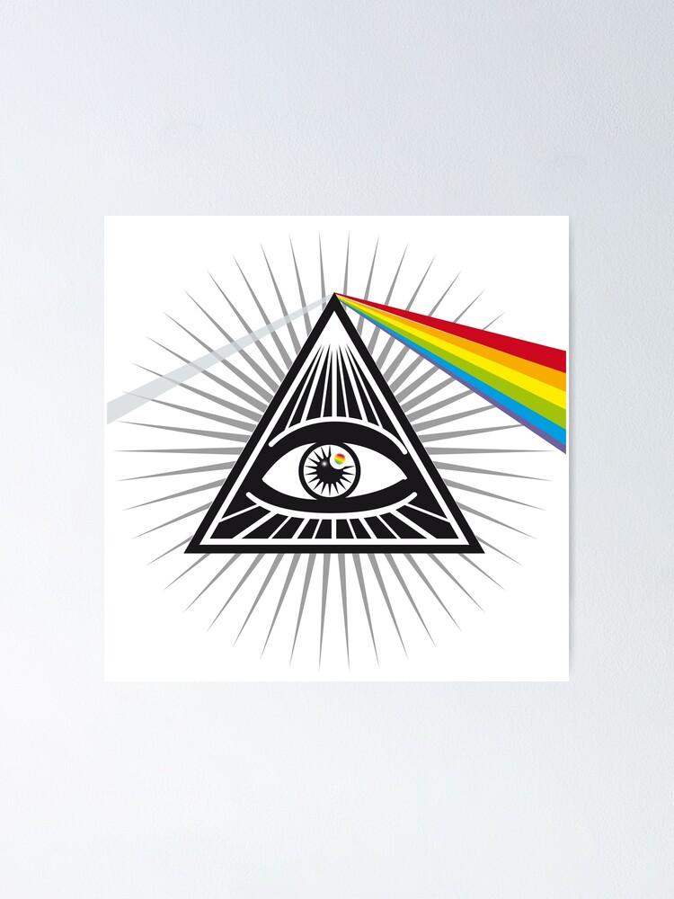 simbol prismă)
