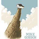 best seller Mike Gor don country above the cluds Art Print by sowi162