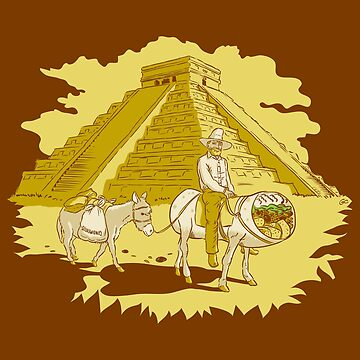 El Burrito Original (The Original Burrito) by Trulyfunky