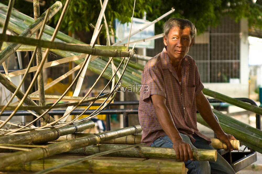 The boat maker by Cvail73