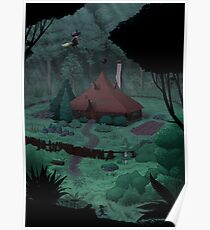 Little Witch House Poster