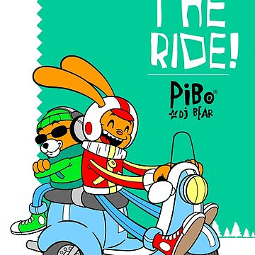 Pibo ® & DJ Bear ® - On the road! by kopke