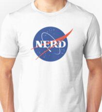Nasa Nerd Parody Unisex T-Shirt